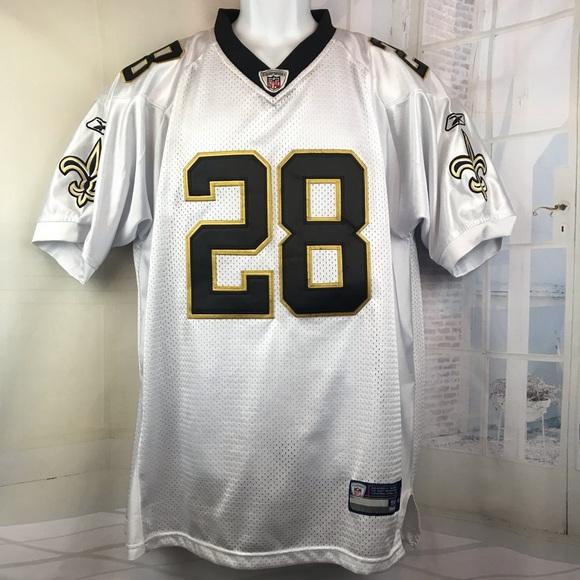 new arrival 19be2 a21d9 New Orleans Saints jersey # 28 Mark Ingram Reebok